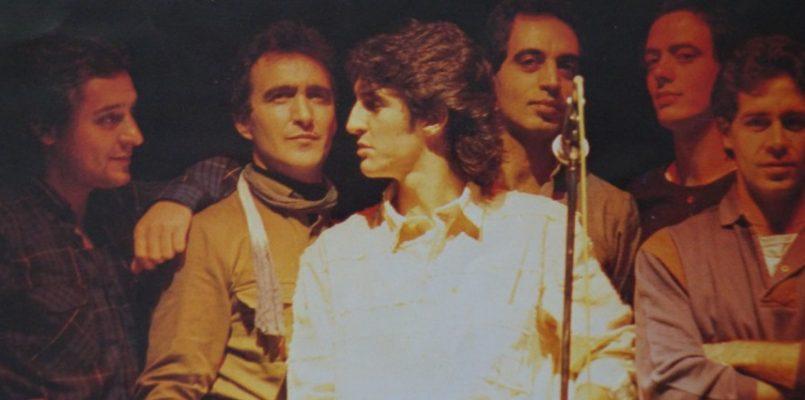 Ramoncin, Fotos de estrellas del rock español de los años 80 y 90