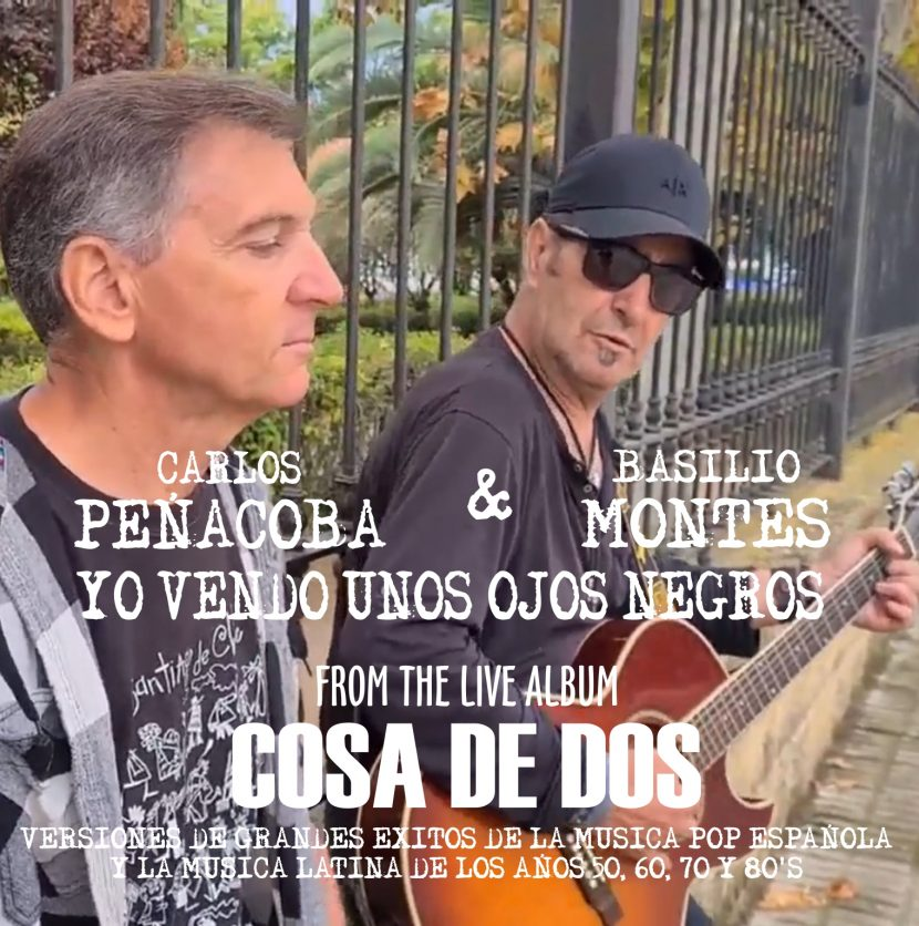 Yo Vendo Unos Ojos Negros (feat Carlos Peñacoba) Rancheras y Baladas Románticas en Español